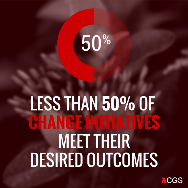 CGS, initiatives, change