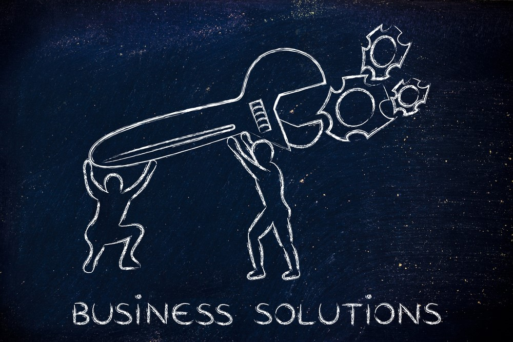 business solutions, business process outsourcing, business partners, teamwork