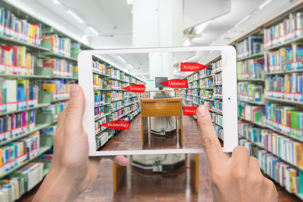 augmented reality, AR training module, augmented reality training, augmented reality learning, corporate digital learning, digital learning trends, learning and development