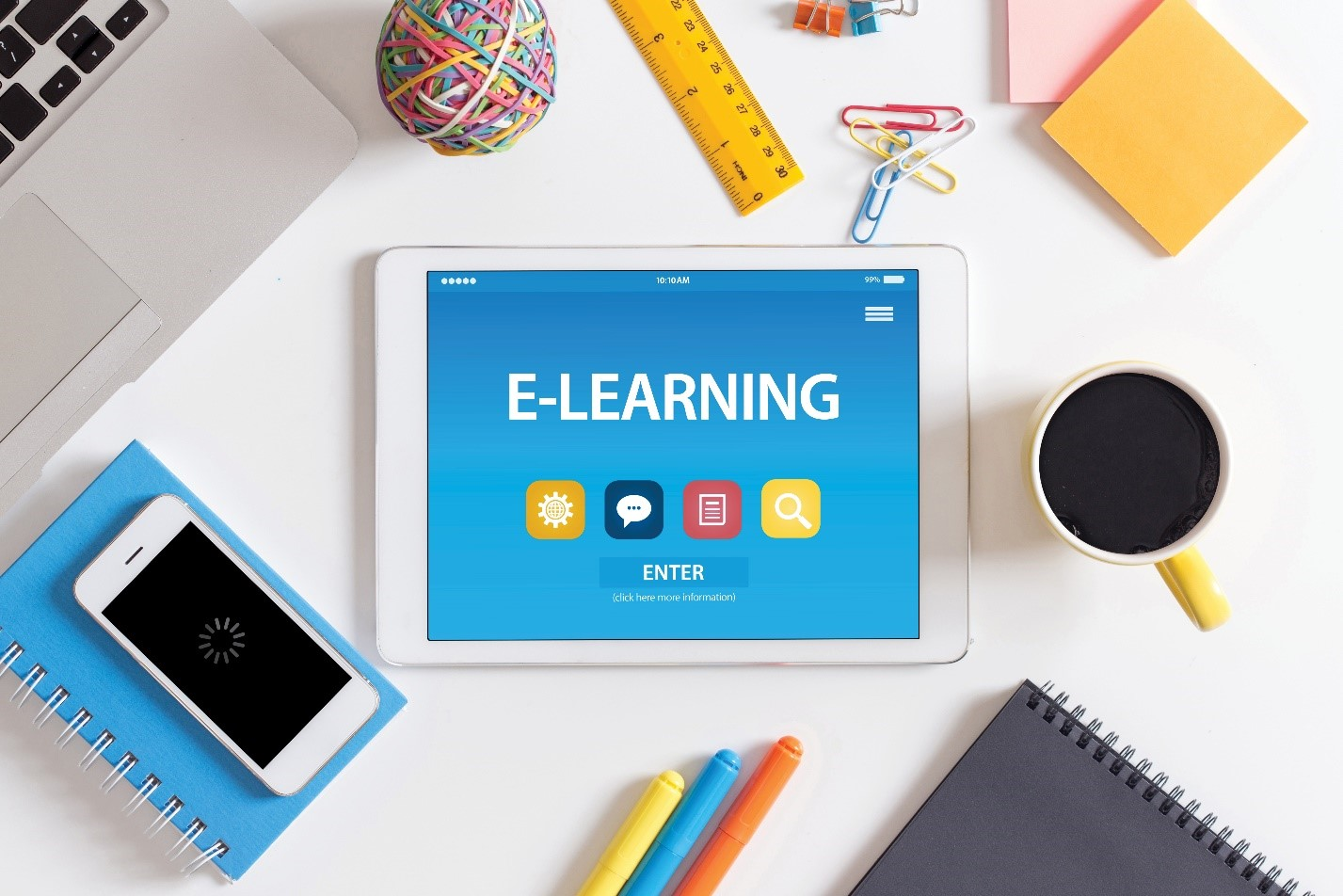 Learning solutions, Learning, E-learning,