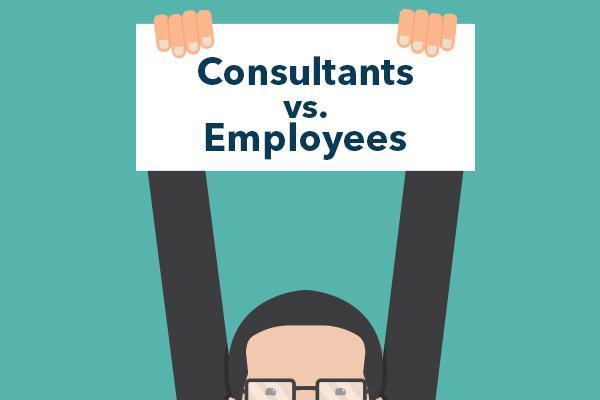 Consultants vs Employees