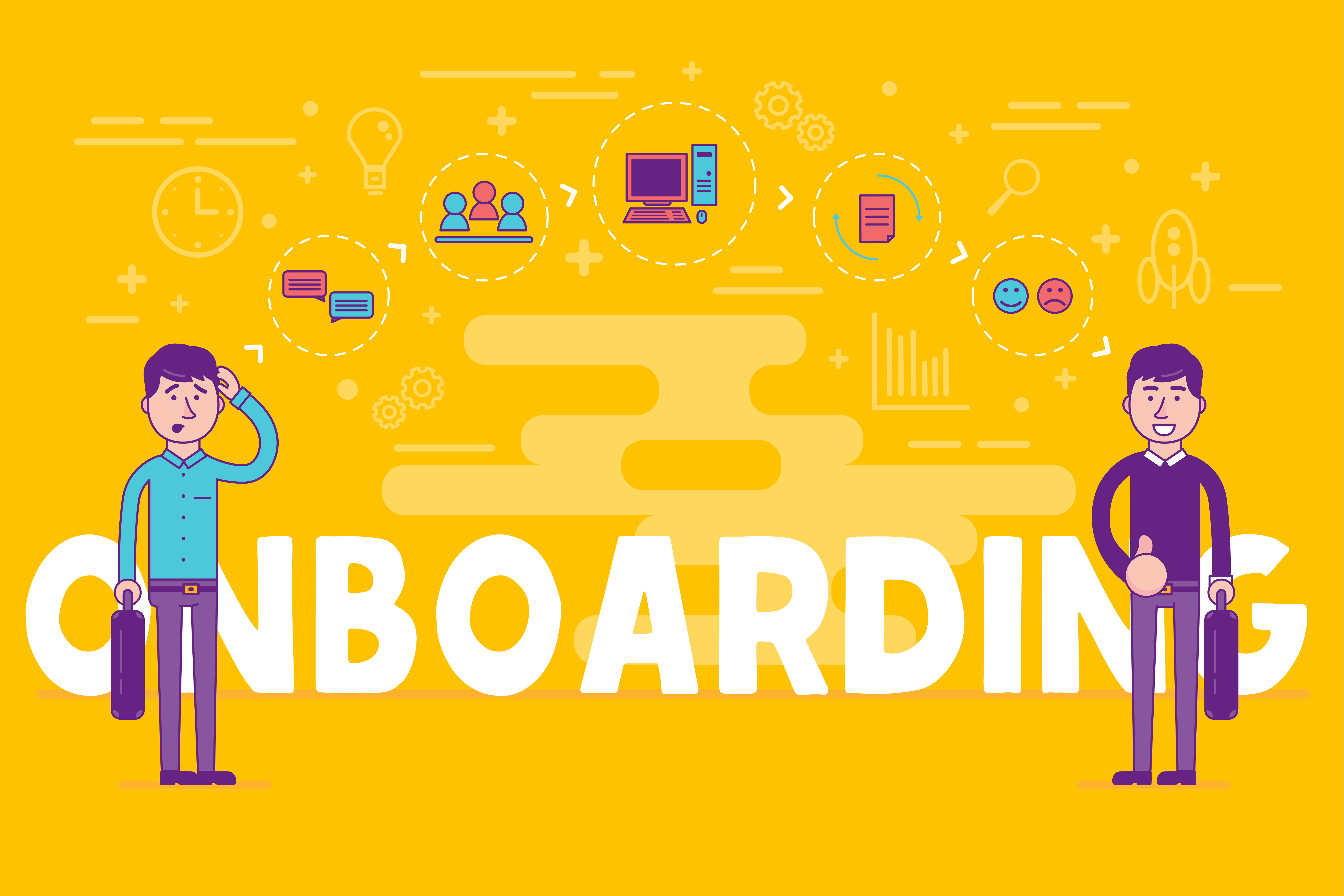 Onboarding, New hire training