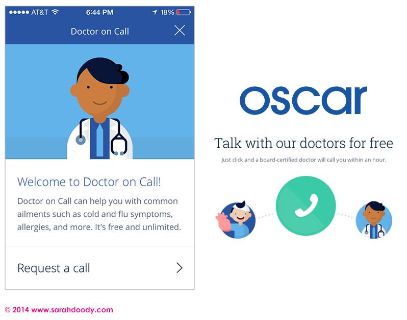 Oscar health insurance, modern health insurance, health insurance new technologies, health insurance customer care