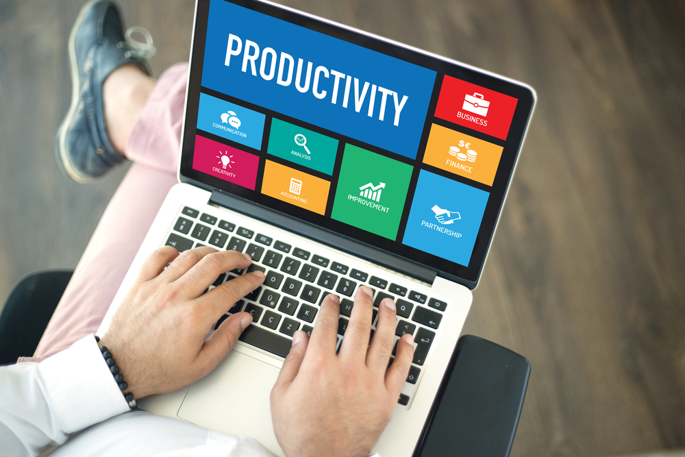 employee productivity, business productivity measure, business productivity