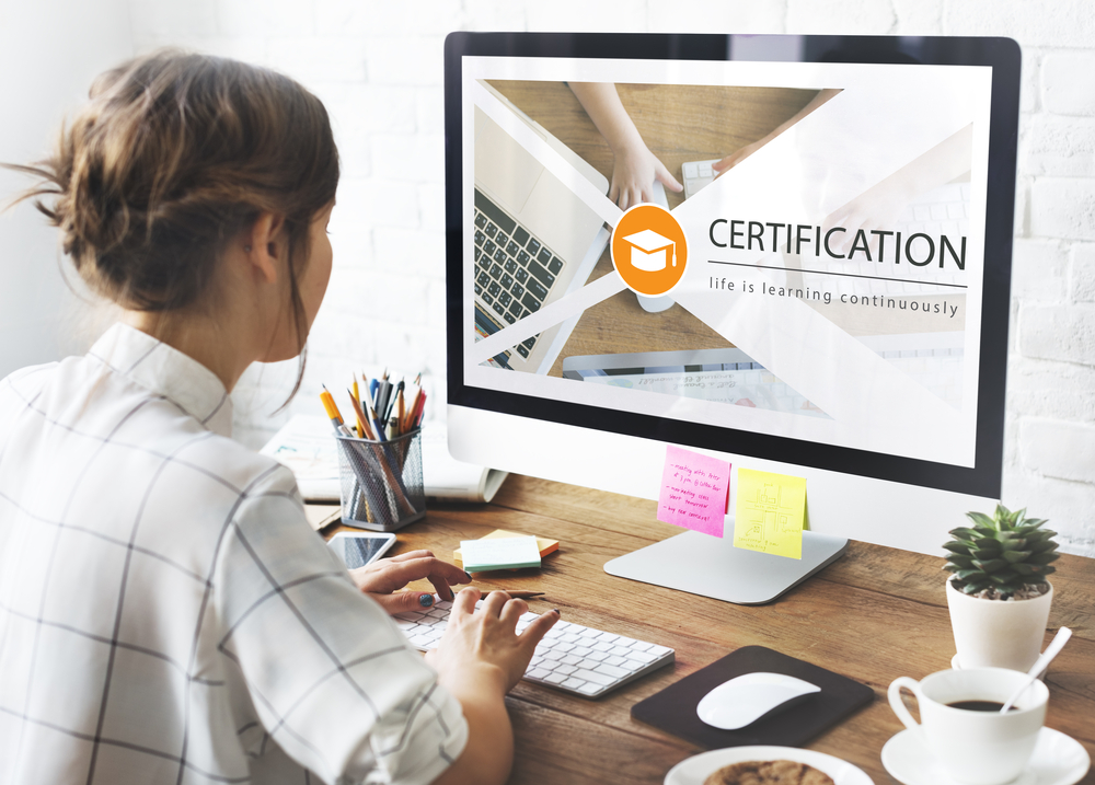 e-learning certificate, e-learning platform, learning certification, L&D strategies, HR learning platforms