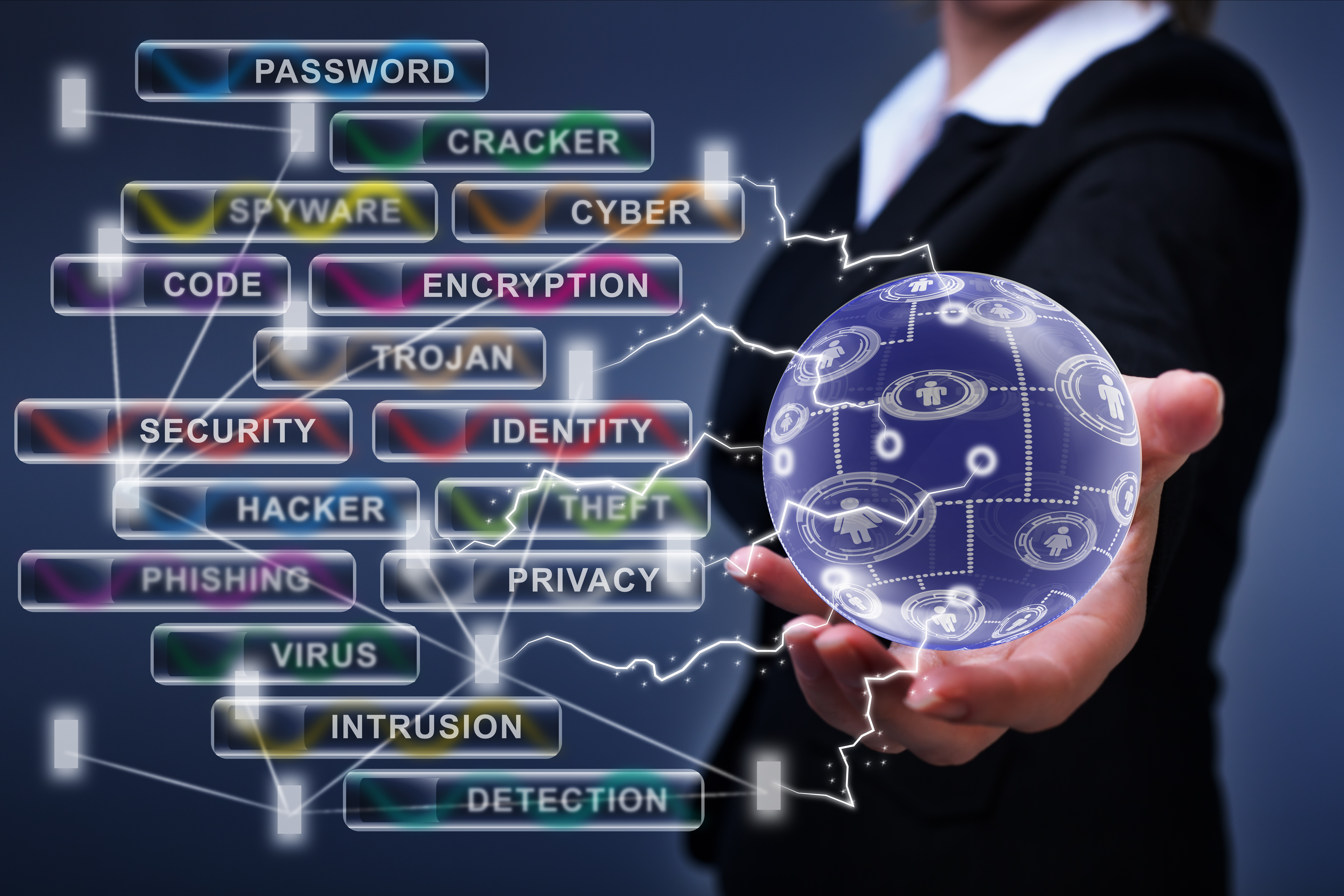 cyber security services, IT security services, cyber attack, computer viruses