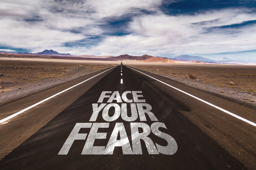 face your fears, facing business volatility