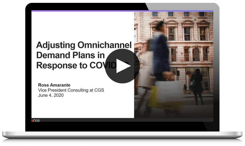 How to Adjust Your Omnichannel Demand Plans in Response to COVID-19