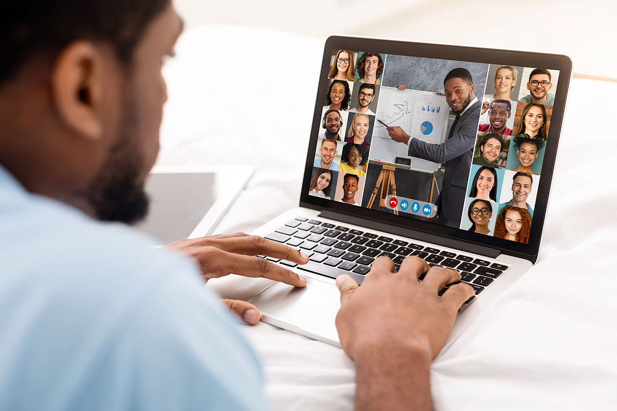 online e-learning image