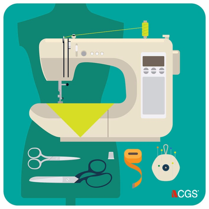 shop floor control, CGS, manufacturing, apparel