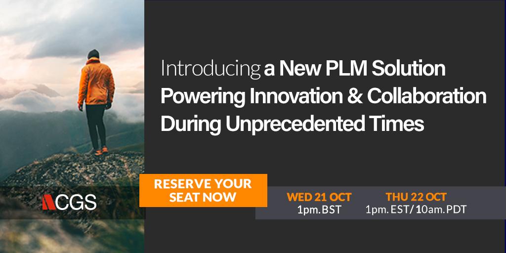 BlueCherry Next PLM launch webinar