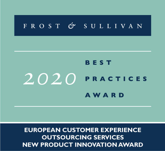 CGS Commended by Frost & Sullivan for its Introduction of Augmented Reality in an Immersive Customer Experience Solution, Teamwork AR™