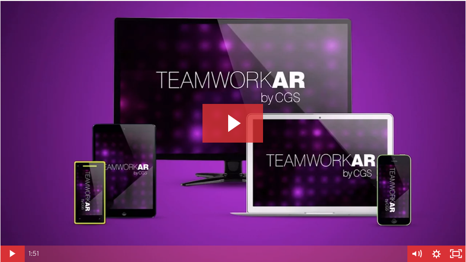 Teamwork AR video