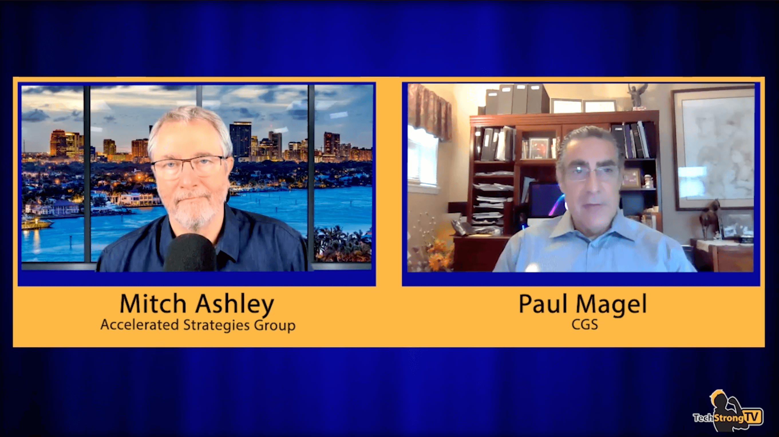Paul Magel talks about Supply Chains – TechStrong TV
