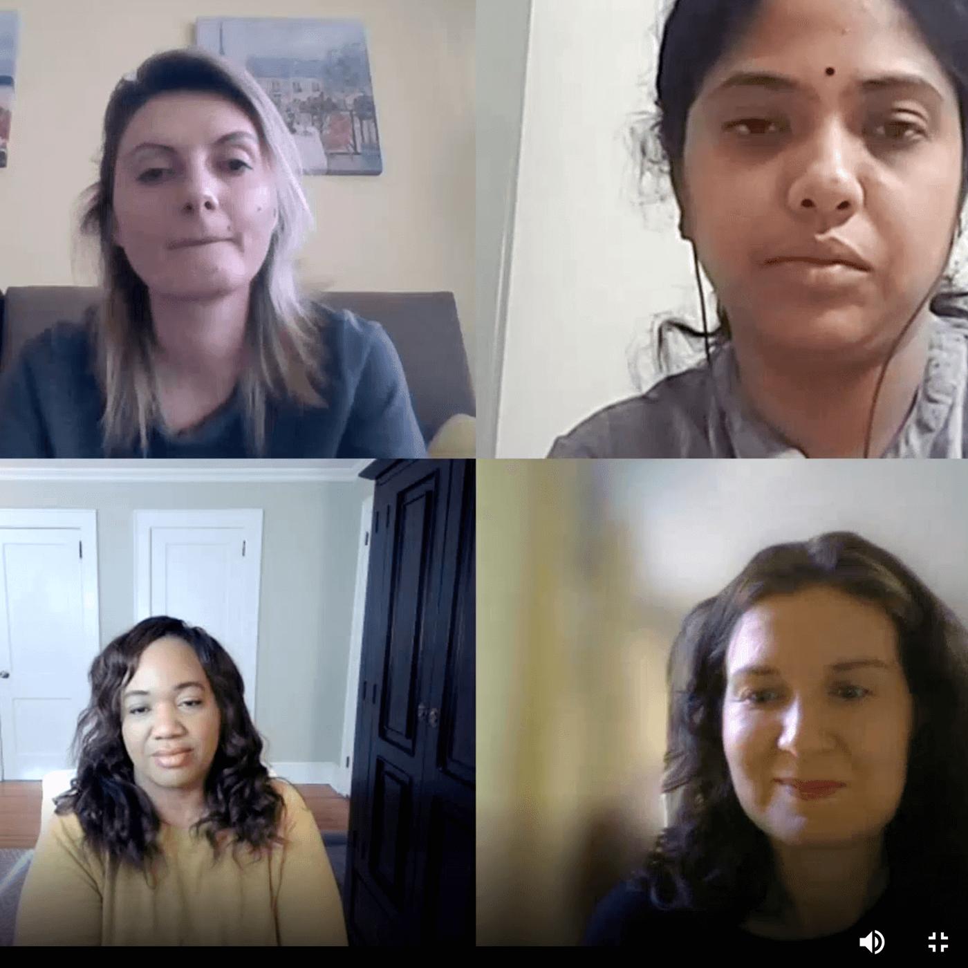 International Women's Day 2021 Panel Podcast