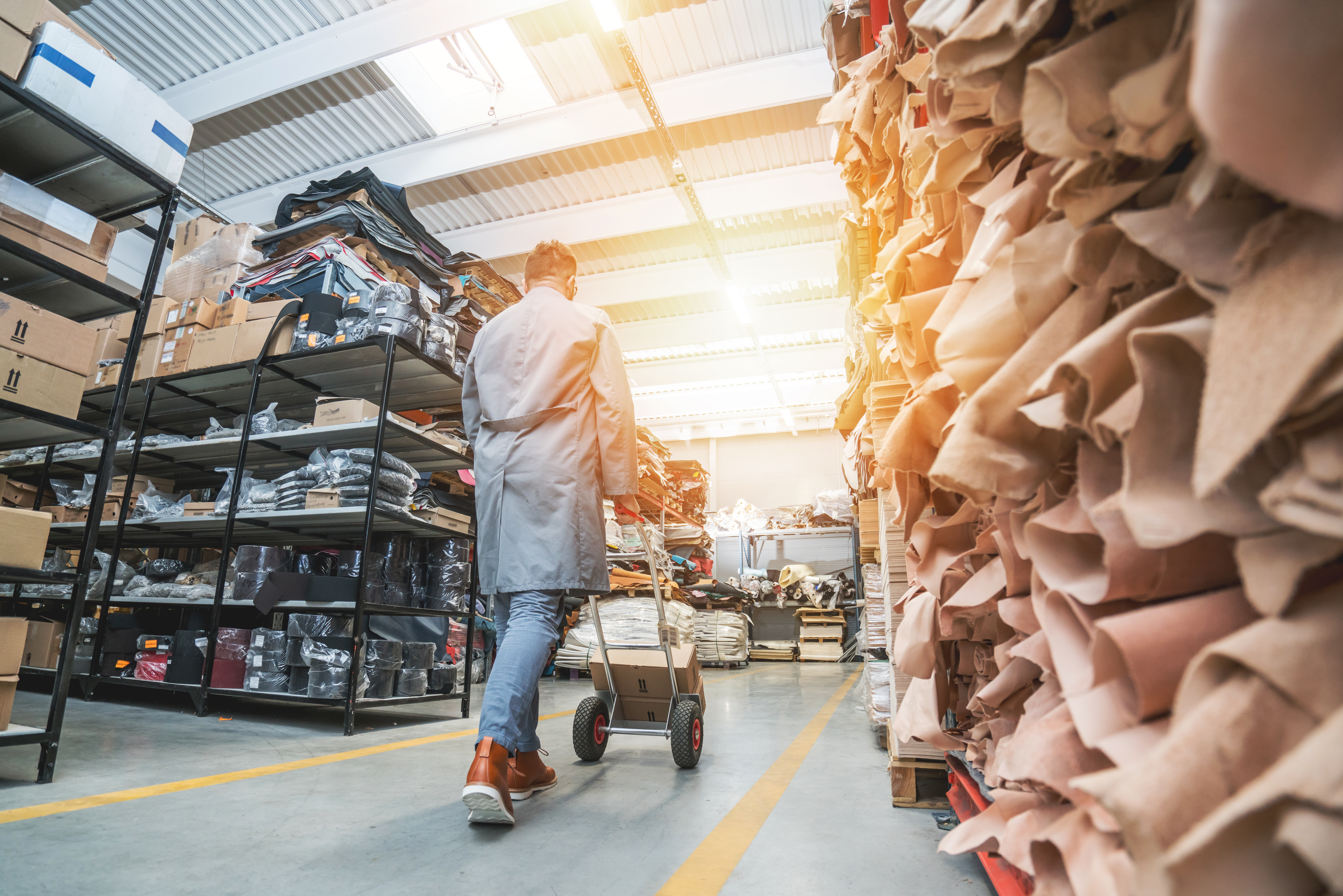 Supply Chain Visibility and Fulfillment Accuracy is a
