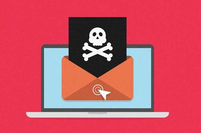 email spoofing and phishing