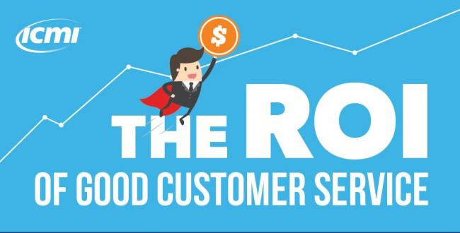 Infographic: The ROI of Good Customer Service | CGS