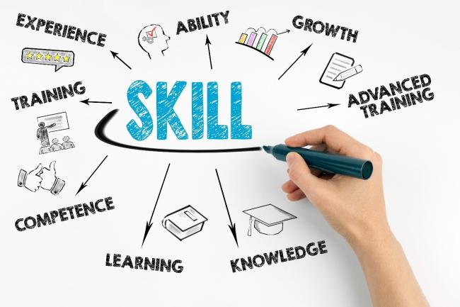skills training, learning and development, skills shortage