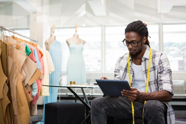 Fashion designer, apparel merchandiser, fashion retailer