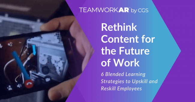 Rethink your content for the future of work image
