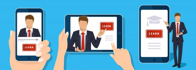 video learning, mobile learning, learning and development, corporate training, education technology