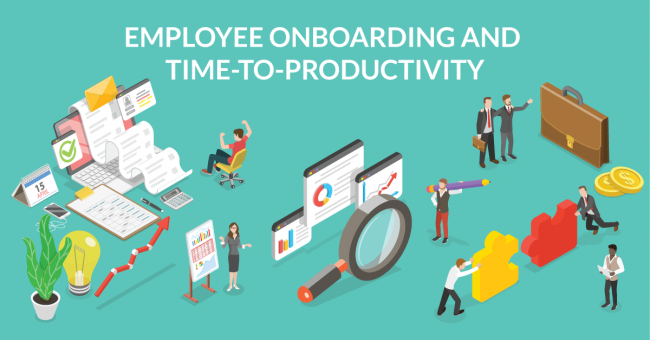 Employee onboarding and time-to-proficiency image