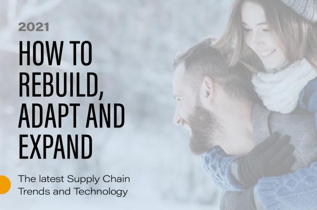 CGS BlueCherry Supply Chain report cover