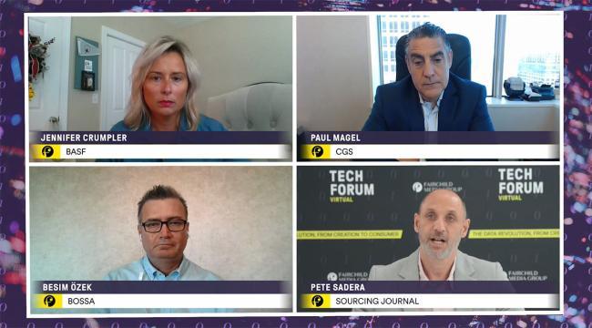 Virtual tech forum group chat image