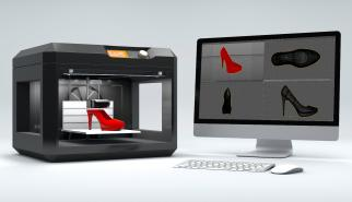 3d printed shoe - the future of shoe and apparel design