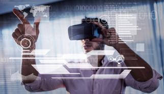 augmented reality, virtual reality, corporate learning, digital learning