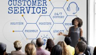 Customer service training, customer service