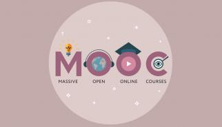 Massive Open Online Course illustration