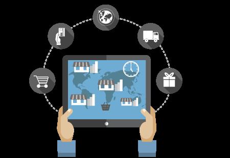 BlueCherry Enterprise Suite logistics supply demand operations