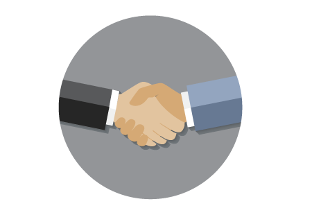 Enterprise Infrastructure trust handshake