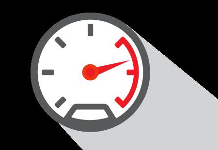 data speedometer