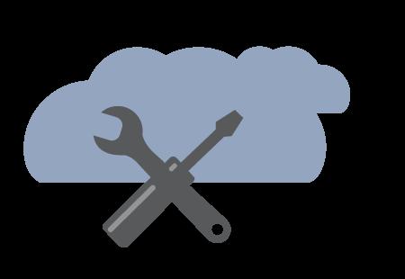 Manged cloud tools