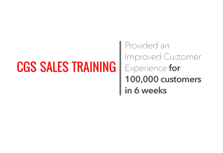 instructor led training improved customer experience