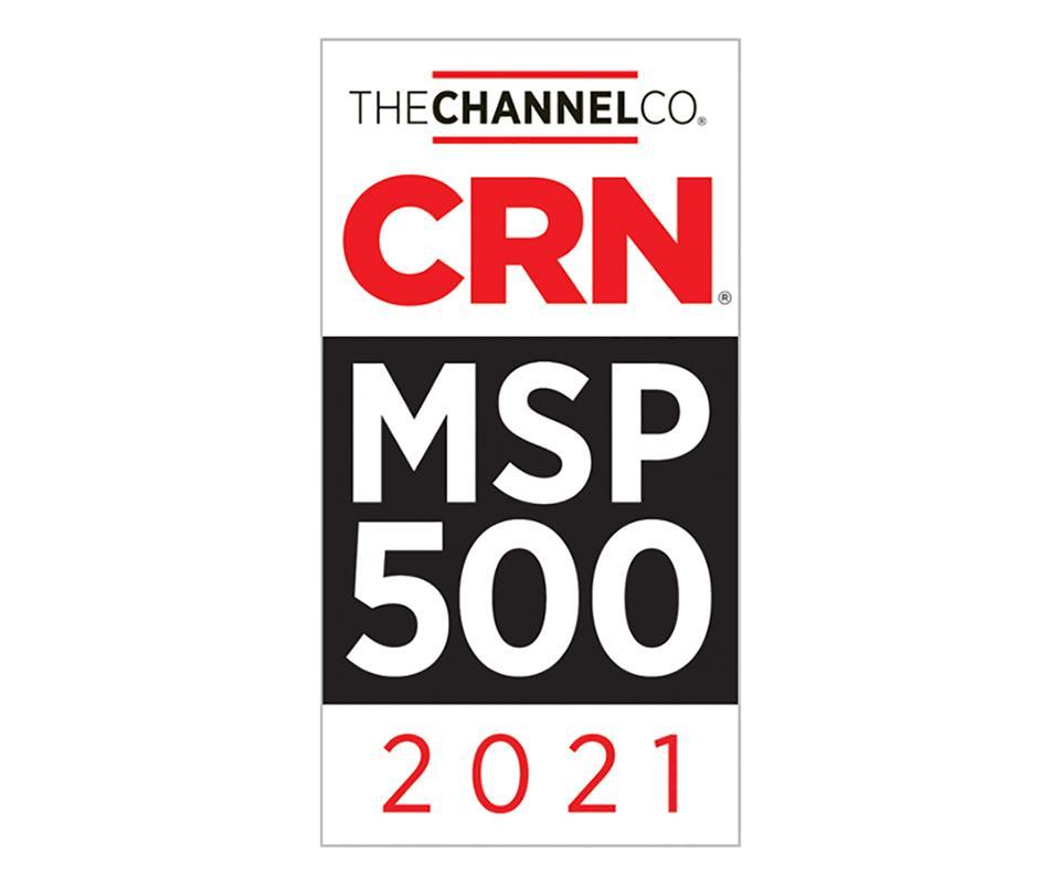 CRN MSP 500 List image
