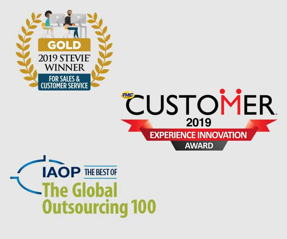 CGS wins customer service award for Business Process Outsourcing