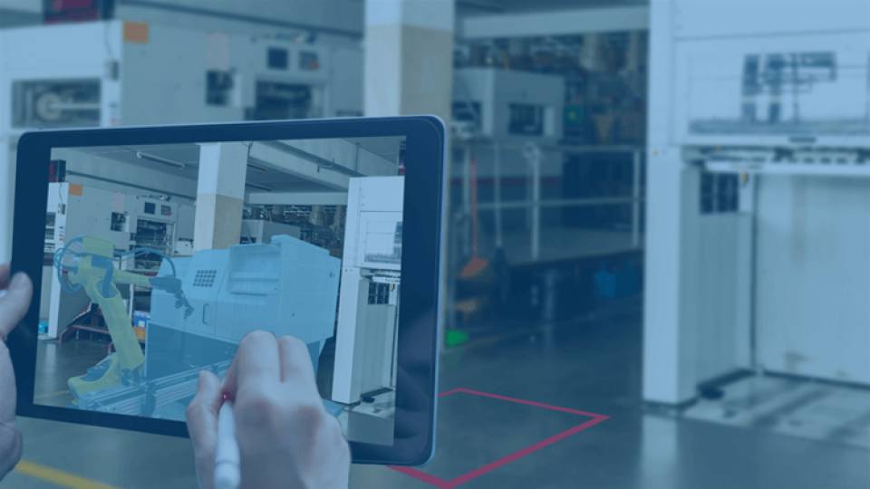 Augmented reality for global enterprises