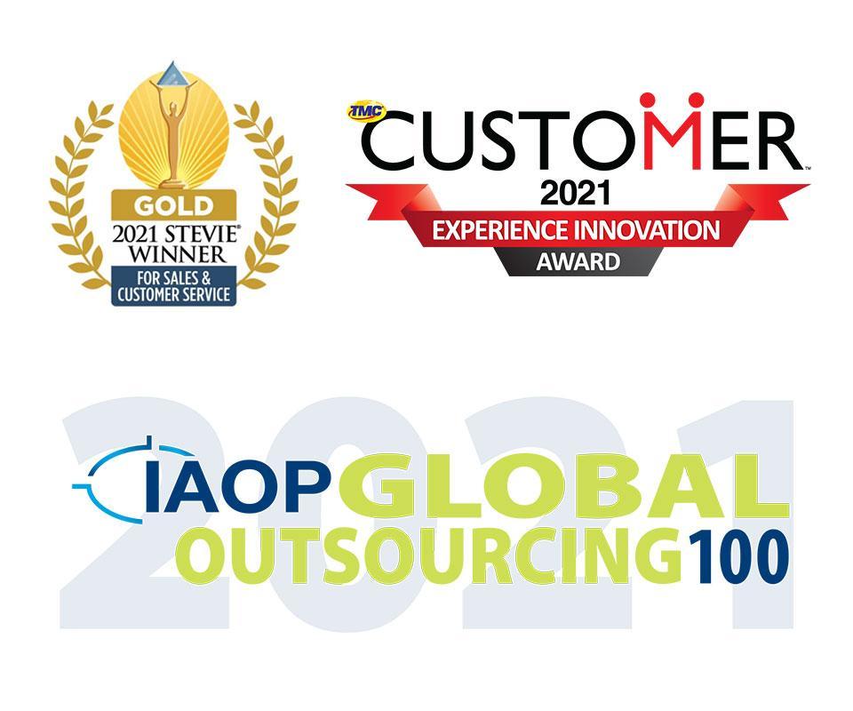 Award winning BPO services