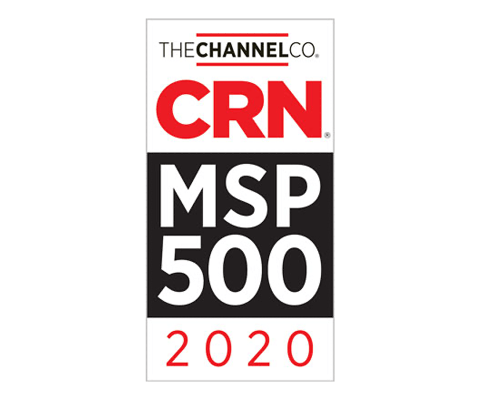 The Channel Co. CRN MSP 500 2020